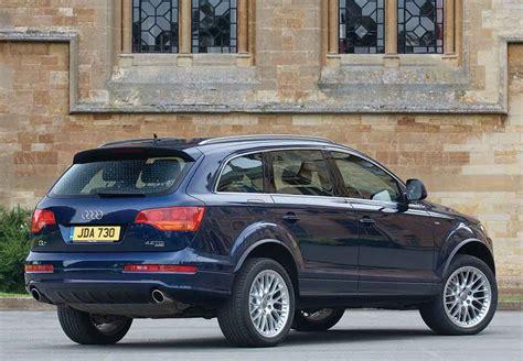 Audi 4x4 by Buying Used Audi Q7 4x4 Magazine