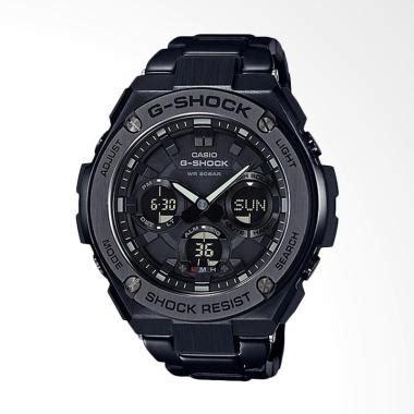 Jam Tangan Pria G Shcok Bull Black jual jam tangan casio pria daftar harga termurah