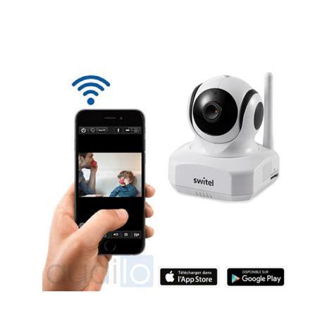 Ip Wifi 13mp maison wifi crenova c100e 720p hd wifi maison ip camra de avec vision nocturne de