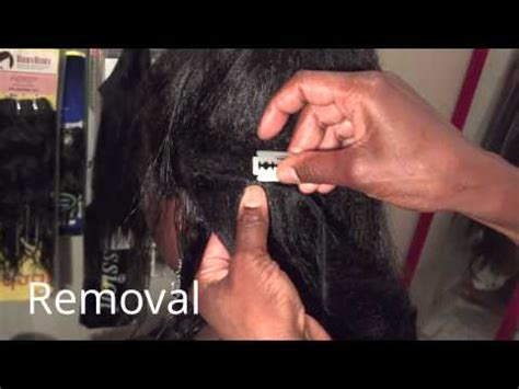 malaysaian braidless sew in shops chicago braidless sew in weave strand by strand part 1 doovi