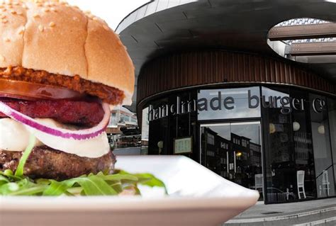 Handmade Burger Company Offers - bullring birmingham shops where to eat opening times