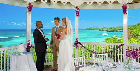 sandals resort weddings sandals montego bay wedding chapel brides travel