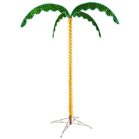 light palm tree 7ft led palm tree large ckin s rv centre