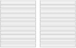 lineatur klasse 1 mit haus schreiblinien f 252 r klasse 1 bis klasse 3