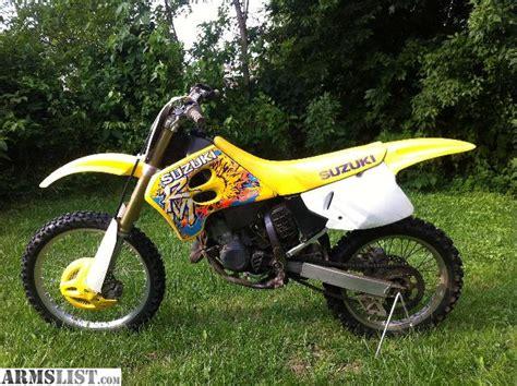 Suzuki Rm 125 1995 Armslist For Sale 1995 Suzuki Rm 125s