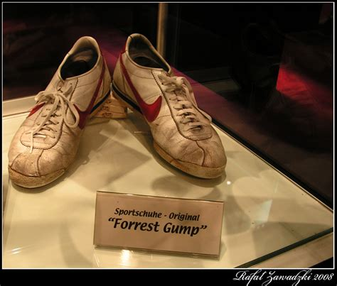 forrest gump running shoes forrest gump quotes about shoes quotesgram