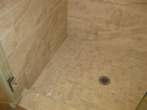 Marble Bathroom Tile Ideas by Walk In Shower Alex Freddi Construction Llc