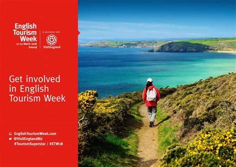 english tourism week  national awareness days