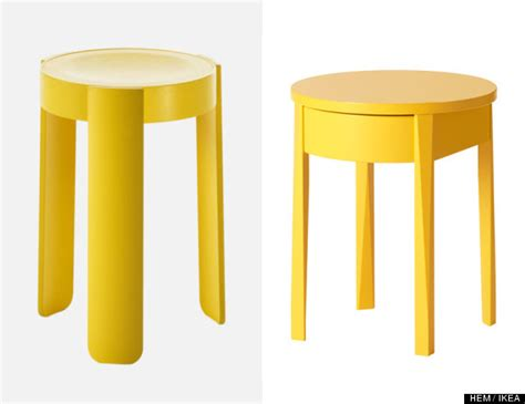 Yellow Side Table Ikea Finally The Ikea Alternatives You Ve Been Dreaming Of Arrived Huffpost