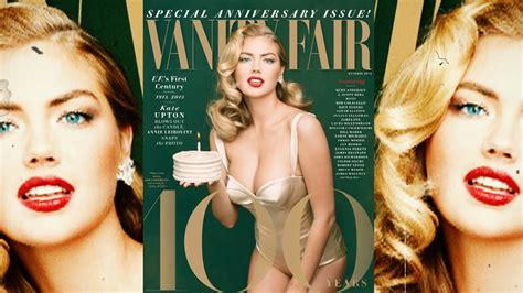 100 Years Of Vanity Fair by Vanity Fair Celebrates 100 Years Of Icons Today