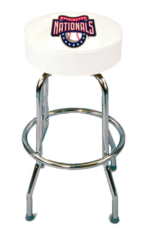 Bar Stools Washington Dc by Washington Nationals Bar Stool