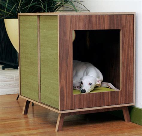 Large Dog Beds Cheap 25 Cool Indoor Dog Houses Home Design And Interior