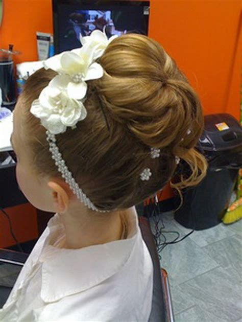 communion hairstyles for girls communion hairstyles