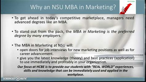 Mba In Marketing In Usa by Mba In Marketing Orientation
