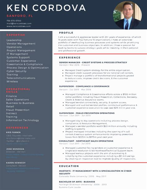 Resume Portfolio by A Model Resume Career Portfolio To Land A