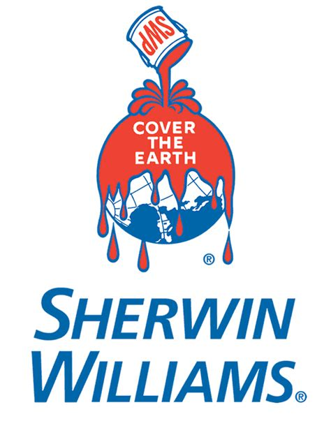 the sherwin williams color your world logo the most sinister logo