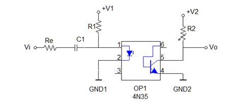 transistor darlington calculo optoacoplador de tito hinostroza