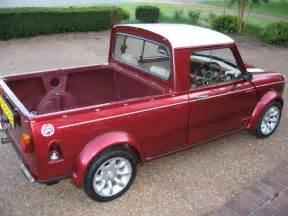 Mini Cooper Truck Classic Mini Cooper Truck