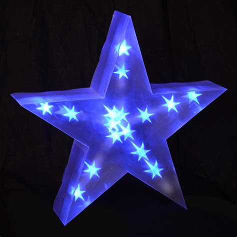 large christmas star outdoor