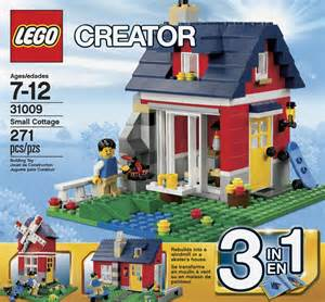 Cottage Home Builders Lego Creator 31009 Small Cottage Review Brick Stackers