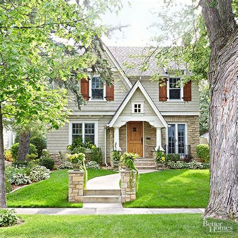 easy curb appeal ideas walkways classic and anchors on