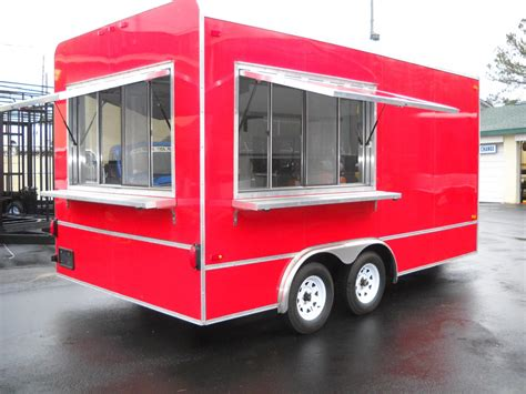 Kitchen Trailers by 5 Factors To Consider When Buying A Concession Trailer
