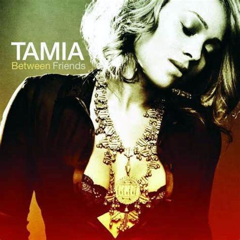 Cd Tamia Tamia between friends by tamia charts
