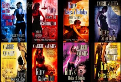 Fang Tastic Fiction Carrie Vaughn Kitty Norville Series
