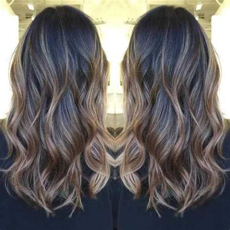 Balayage For Light Brown Hair by 25 Best Light Brown Ombre Ideas On Light