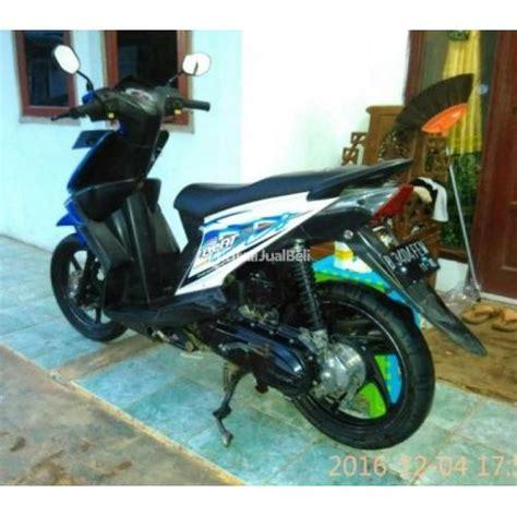 Motor Honda Beat Tahun 2011 motor matik bekas honda beat cw karbu tahun 2011 biru