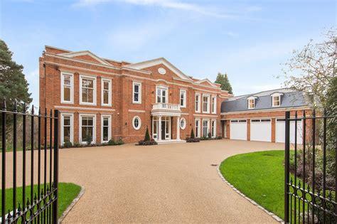 octagon houses 6 bed luxury property st george s hill weybridge surrey falconwood house octagon