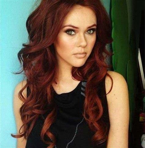 red hairstyles 2015 red curly hair long hairstyles 2015 long haircuts 2015