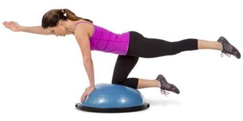 the 13 bosu ab exercises that are actually safe to do yuri elkaim