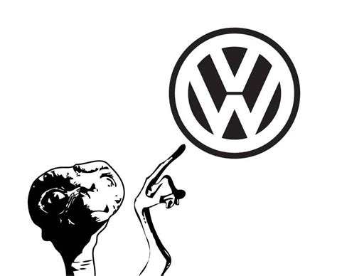 Volkswagen Decals by Vw And Et Window Decal Decals Only
