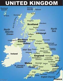 map of towns and cities uk cities map