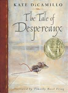 the tale of despereaux by kate dicamillo jackie reeve