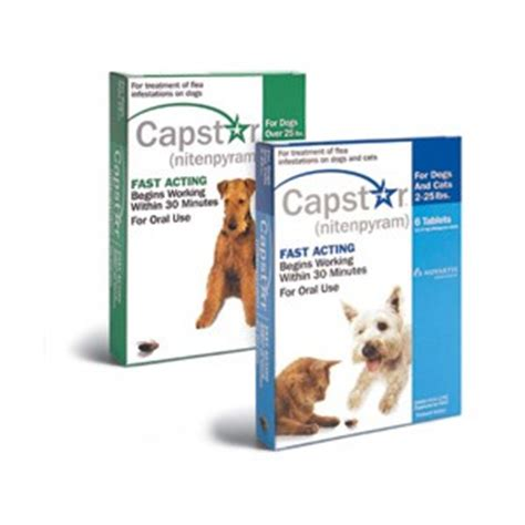 capstar for dogs capstar flea tablets for dogs and cats livestock concepts
