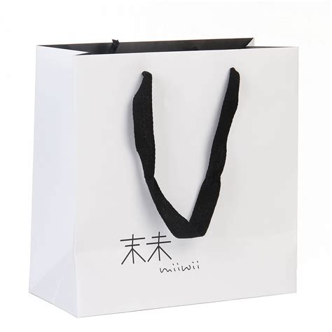 How To Make A Paper Shopping Bag - china paper bag paper shopping bags garment bag gd