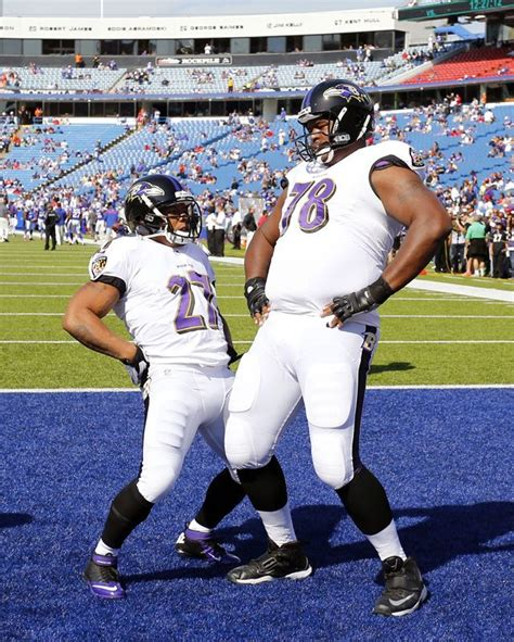michael oher bench press 12 best baltimore ravens images on pinterest baltimore