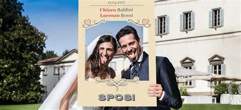 cornici foto matrimonio cornice photo booth per matrimonio vintage personalizzata