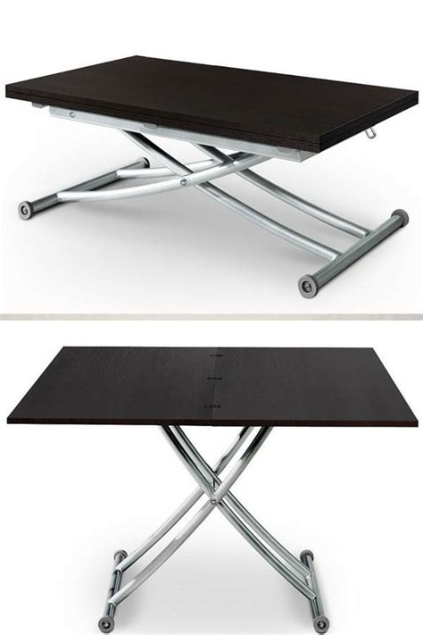 transformable coffee table table basse transformable ikea knuff transformable coffee