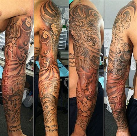 tattoo fixers buddha 9 best wei shen tats images on pinterest sleeping dogs
