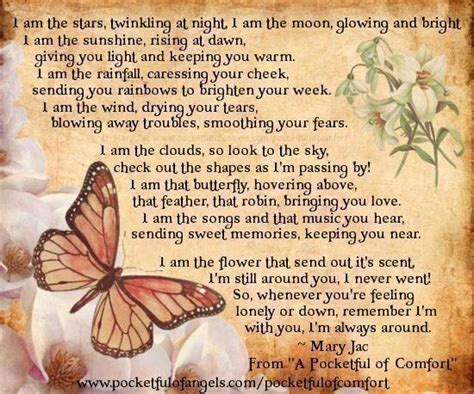 comforting poems click here for the home page