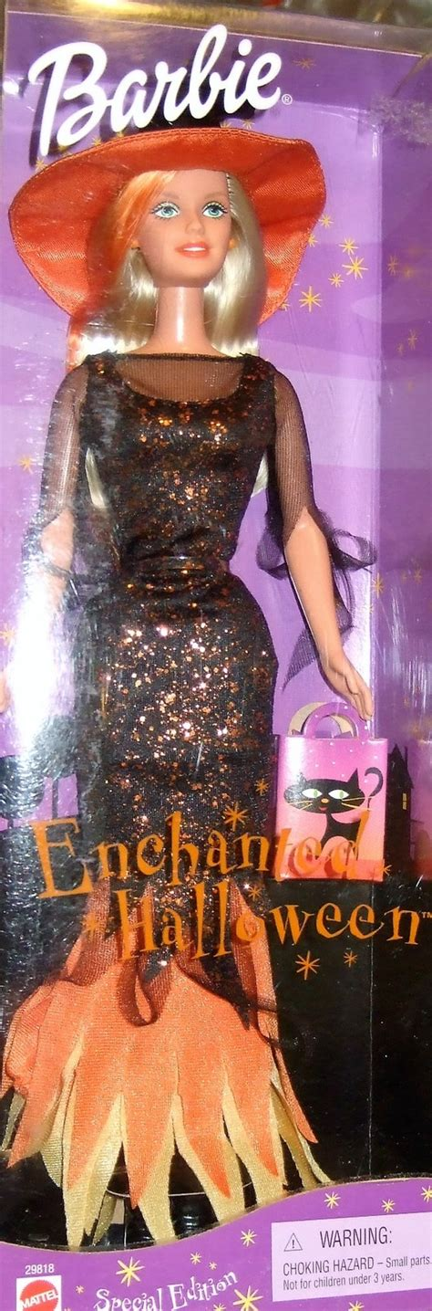 film barbie halloween barbie doll enchanted halloween other