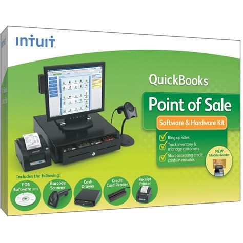 tutorial quickbooks point of sale intuit quickbooks point of sale basic 2013 with hardware