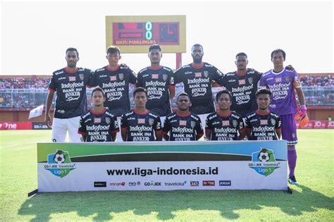 Jersey Bali United Liga Gojek 2017 aca dukung kiprah bali united di gojek traveloka liga 1 bali united official website