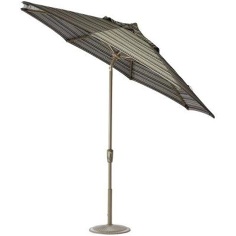 Home Depot Patio Umbrellas by Home Decorators Collection 11 Ft Auto Tilt Patio Umbrella