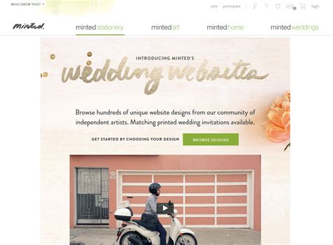 Wedding Website Reviews by Rapid Review Free Wedding Websites Collective Concepts