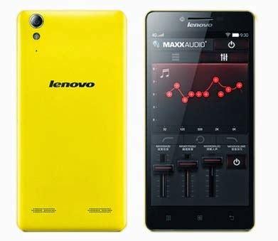 Hp Lenovo Lemon lenovo lemon k3 saingi xiaomi redmi 1s harga terbaru dan