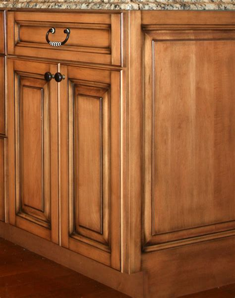 Kitchen Cabinet Panels St Louis Kitchen Cabinets Kitchen Design Cabinet Raised Panel Finished Ends Works Of